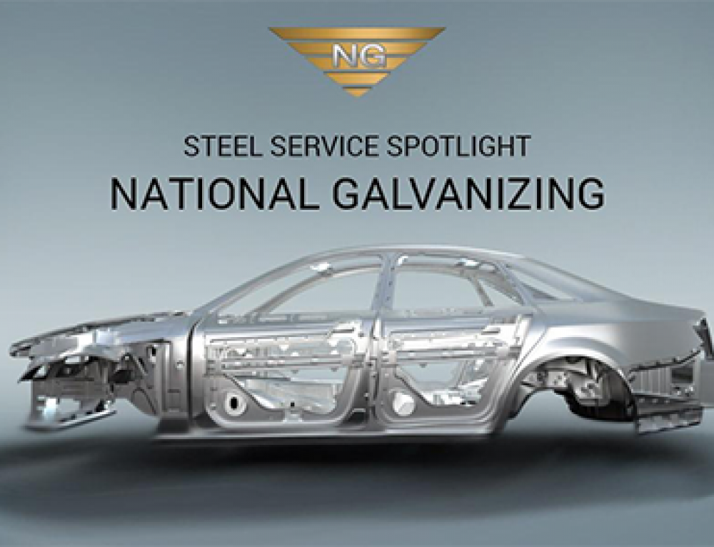 Steel Service Center Spotlight: National Galvanizing