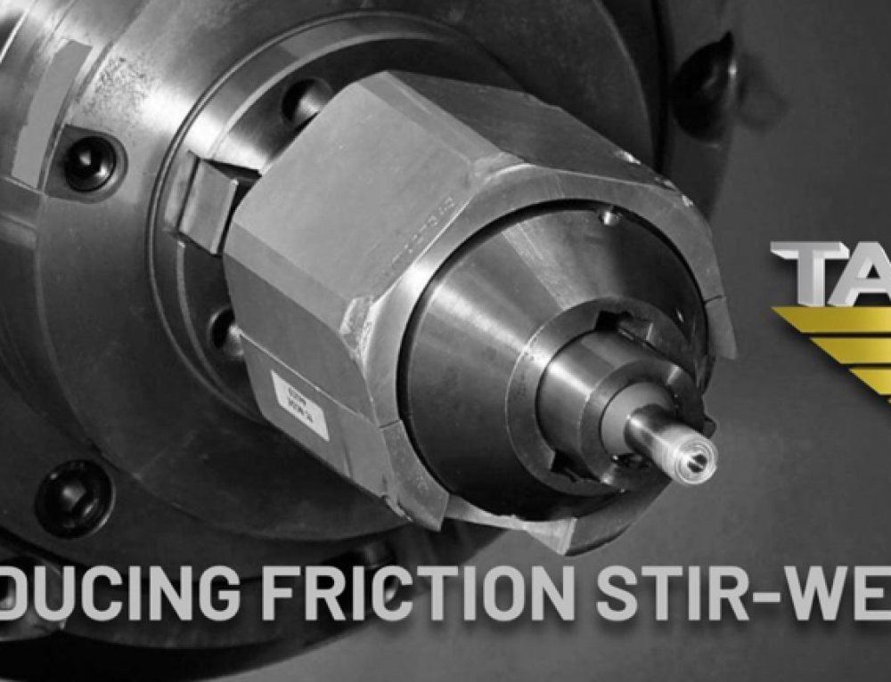 NMC Partner Taber Extrusions Offers Friction Stir Welding