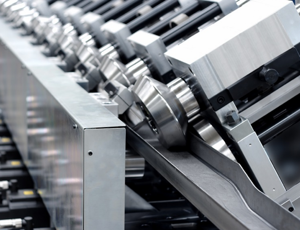 What is Roll Forming?