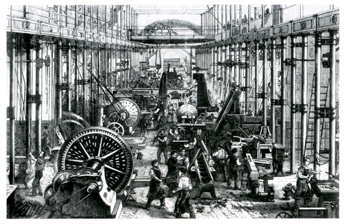 A Brief History of the American Steel Industry | National