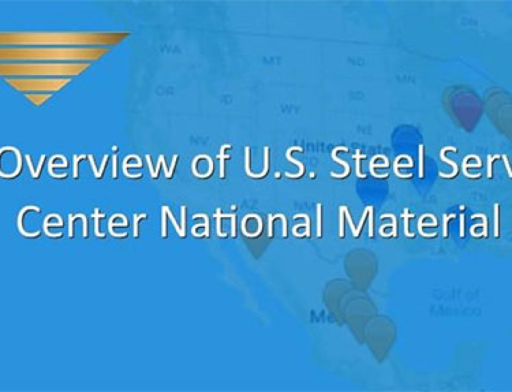An Overview of U.S. Steel Service Center National Material L.P.