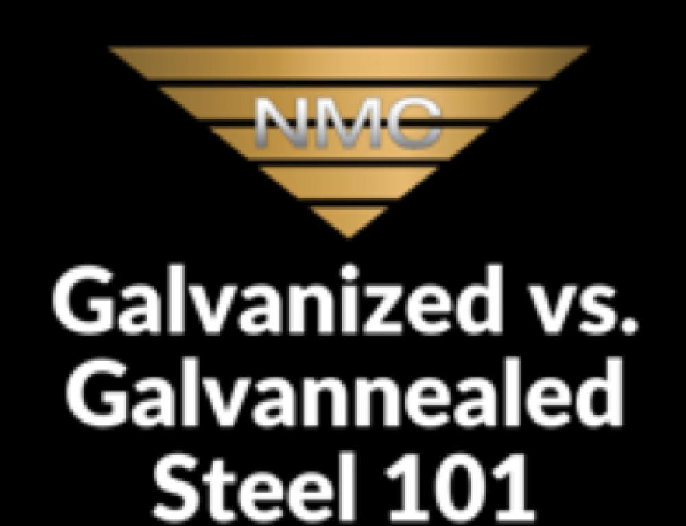 Galvanizing vs. Galvannealing 101